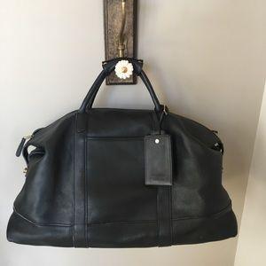 Coach Genuine Leather Travel Bag